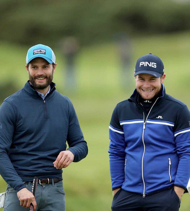 Dornan says Hatton's a 'joy to watch'
