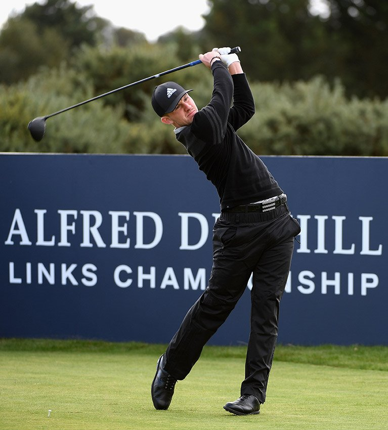 Connor Syme's Alfred Dunhill Links journey started in 2014