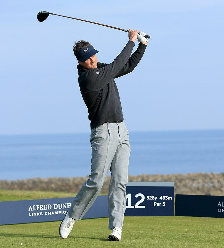 Rock legends and sports stars tee up for St Andrews