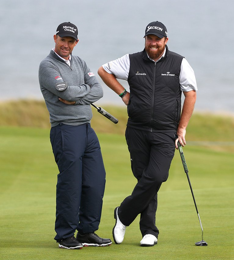 Ryder Cup captain Padraig Harrington to play at St Andrews