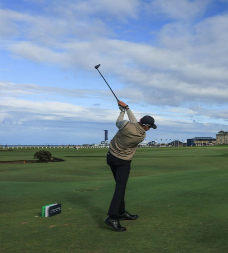 Wilco ready to launch it long at the Alfred Dunhill Links