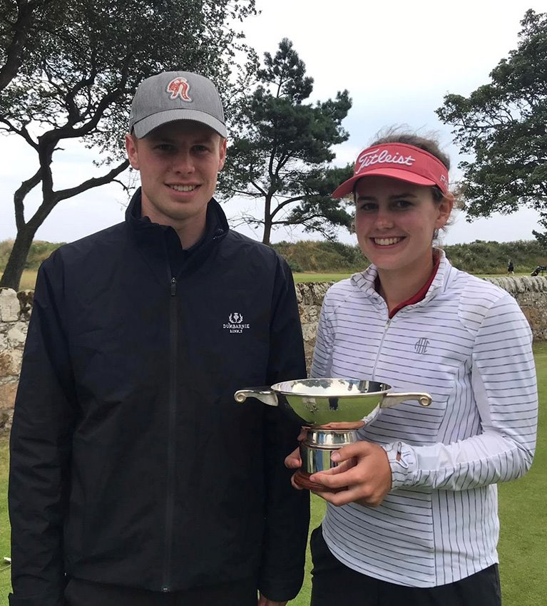 Schools Challenge helps young golfers reach their American dream