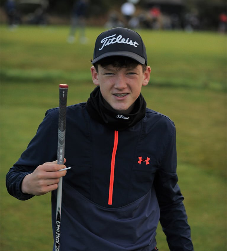 Balfron pupil wins Alfred Dunhill Schools golf