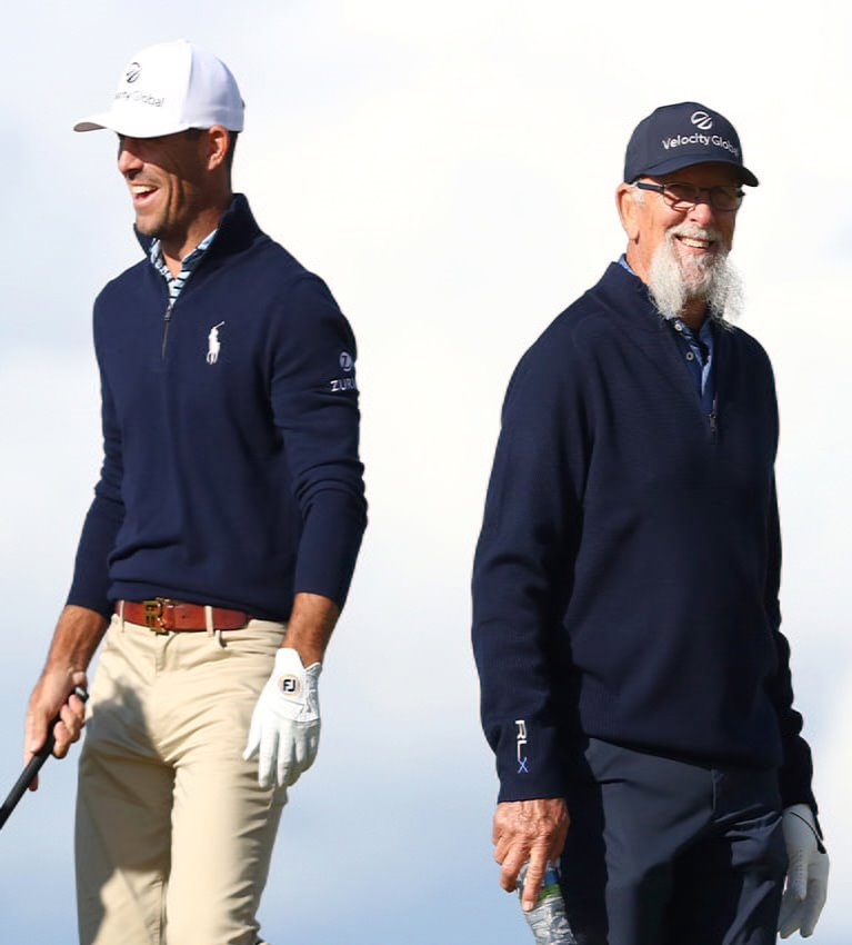Double take as Horschels check out Kingsbarns